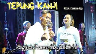 Download Anggun Pramudita feat Ader - Tepung kanji [OFFICIAL]
