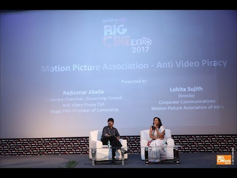 Big Cine Expo 2017 ::: Motion Picture Association - Anti Video Piracy