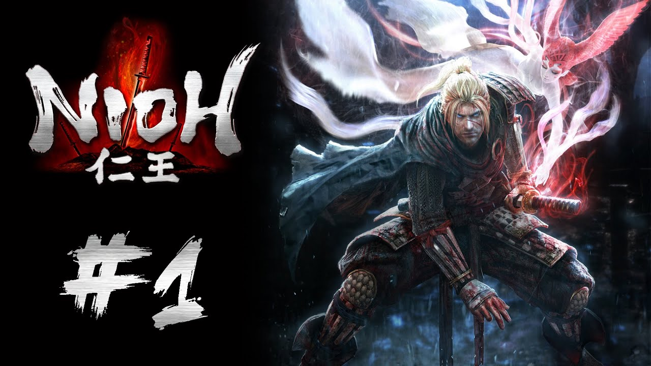 nioh gameplay german dark souls mit samurais letus play nio deutsch ps walkthrough