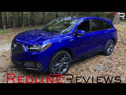 2019 Acura MDX A Spec Is The 3 Row Luxury SUV King Dead