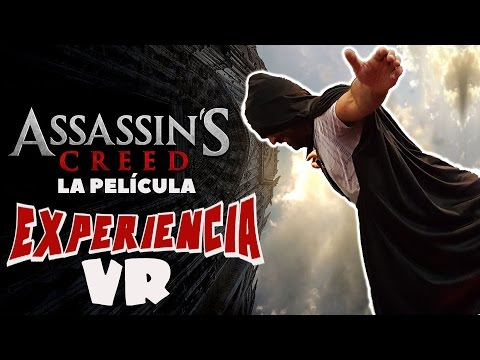 ASSASSIN'S CREED | La experiencia en realidad virtual (Oculus Rift)