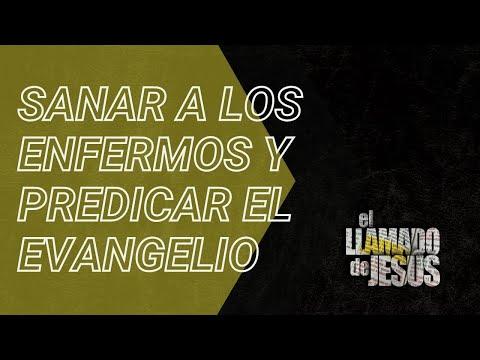 16 SANAR A LOS ENFERMOS Y PREDICAR EL EVANGELIO No solo una elección, sino un mandato