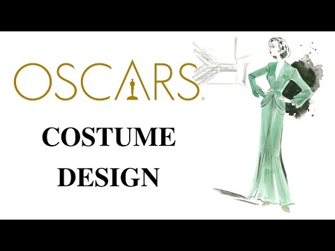 Oscars in One Minute: Costume Design  2017