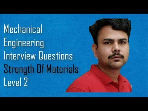 Engineering Materials - Mechanical engineering interview questions,dimu's tutorials