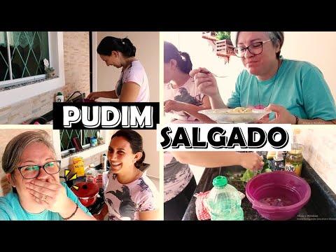 Invadi a Cozinha da Tati + Dando Pitacos + Pudim Salgado thumbnail