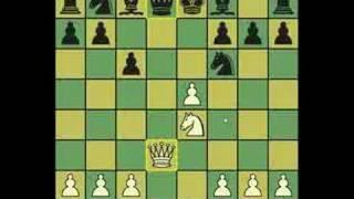 Chess Trap 1 (Caro-Kann Defense)