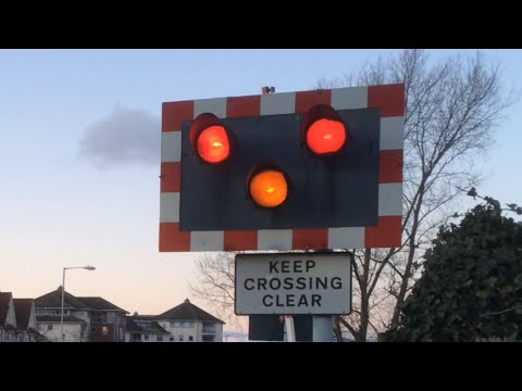 Minehead Level Crossing, Somerset (Feb Half Term 2016) [Part 1]
