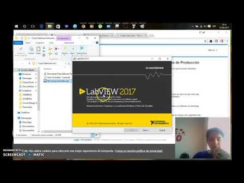 How To Install Labview 17 18 19 64bit 32bit Windows 10 8 7 Full Crack Youtube
