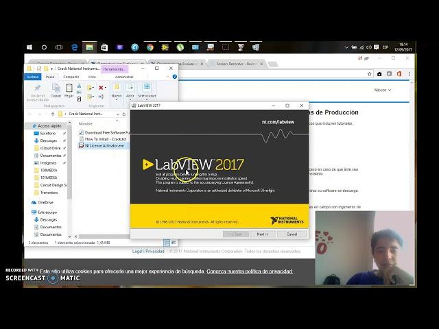 How to install LabVIEW 17-18-19 64bit/32bit windows 10/8/7