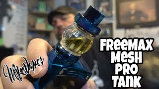 FreeMax Mesh Pro Review - Dual & Triple Mesh Coils - Mike Vapes