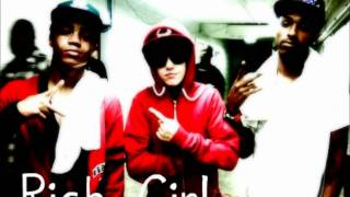 Rich Girl - Justin Bieber feat. New Boyz [+DL]