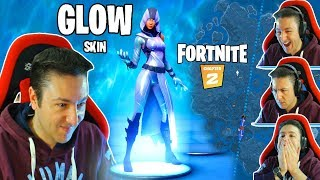 Παίρνω το Glow Skin και παίζω Fortnite Chapter 2 | Internet4u