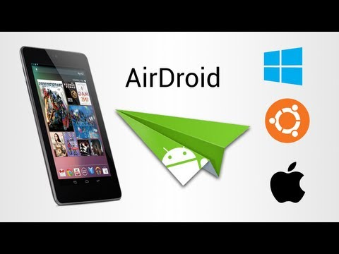 Android AppAirDroid: