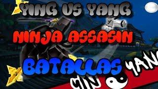 [YING VS YANG] NINJA ASSASSIN ROBLOX - CERCANDO DI ESSERE IL MIGLIOR NINJA!