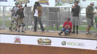 Sonic Generations of Skate Tony Hawk