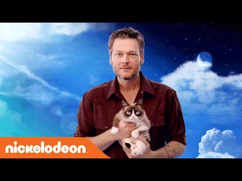 Kids' Choice Awards | Blake Shelton Shows You It's Your World  | Nick