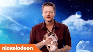 Kids' Choice Awards   Blake Shelton Shows You It's Your World   Nick
