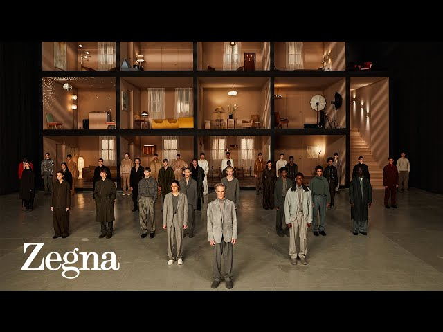 Ermenegildo Zegna XXX Winter 2021 - THE (RE)SET