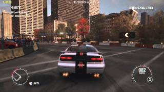 GRID 2 Chicago Gameplay 1440p MAX Settings