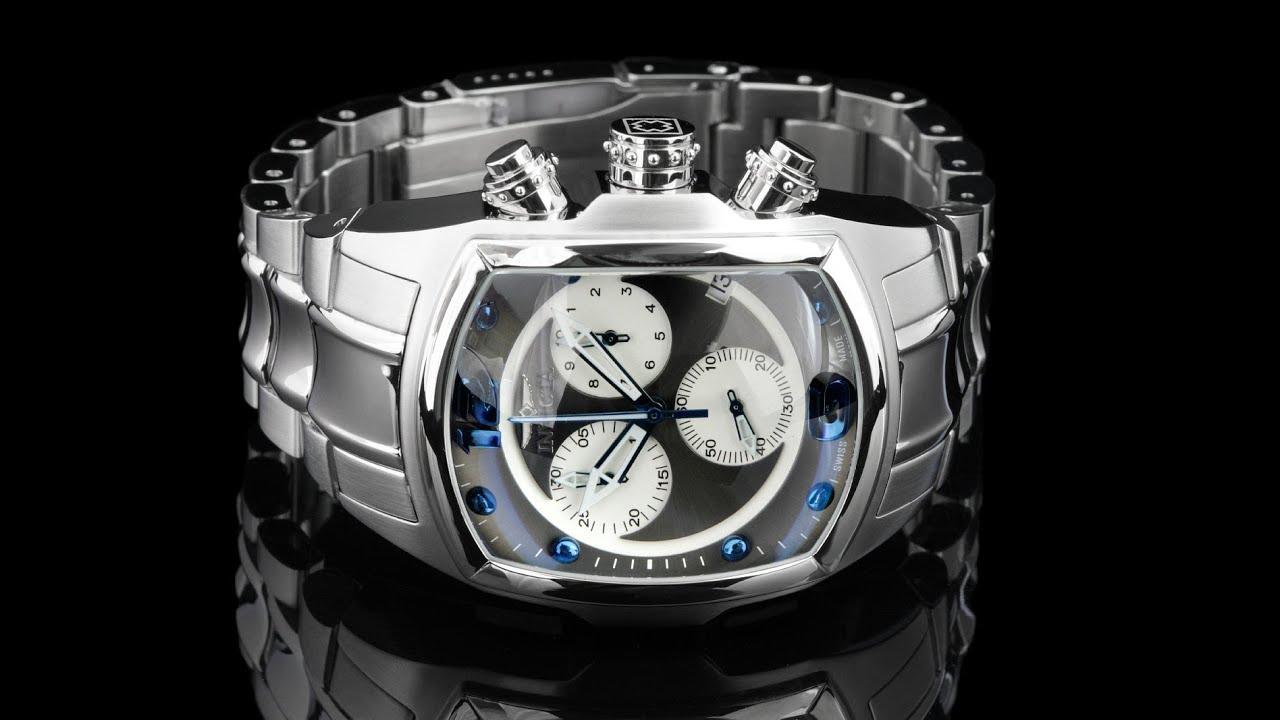 maxresdefault invicta 1688 lupah revolution swiss chronograph bracelet watch oakley fuse box watch at eliteediting.co