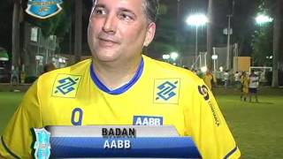 ACIREMA 40 ANOS SEMI FINAIS AABB  X ACEMA  23    10   2016