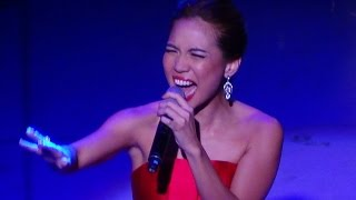 AICELLE SANTOS - I Am Changing (Class A Concert!)