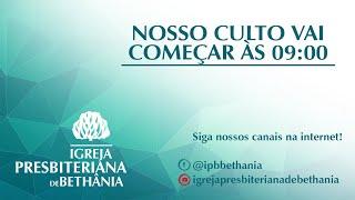Escola Bíblica Dominical - Presbítero Lucas