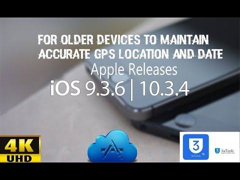 Apple Releases iOS 9 3 6 and iOS 10 3 4 for Older Devices to