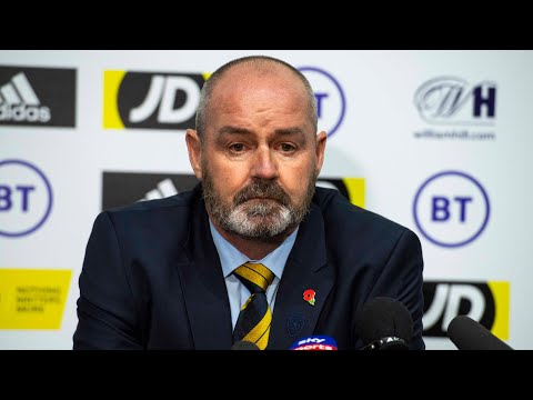 Steve Clarke Squad Announcement Press Conference | Scotland v Cyprus & Kazakhstan