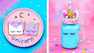 11 Amazing Unicorn Themed Dessert Recipes