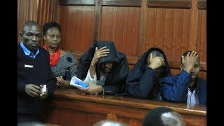 Terror suspect received over Sh100m months to attack | Press Review