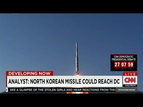 North Korea: Kim and his missiles