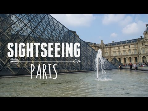 Paris Sightseeing- Tourist Attractions And Walking Tour