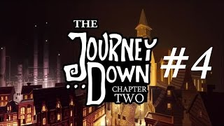The Journey Down: Chapter Two - Thrown into the trash [Part 4]