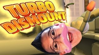Turbo Dismount #1 | TOO MUCH FUN!!