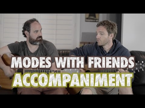 Using Modes for Accompaniment