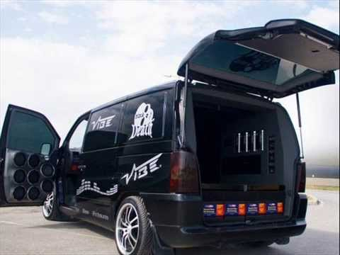 mercedes vito tuning youtube. Black Bedroom Furniture Sets. Home Design Ideas