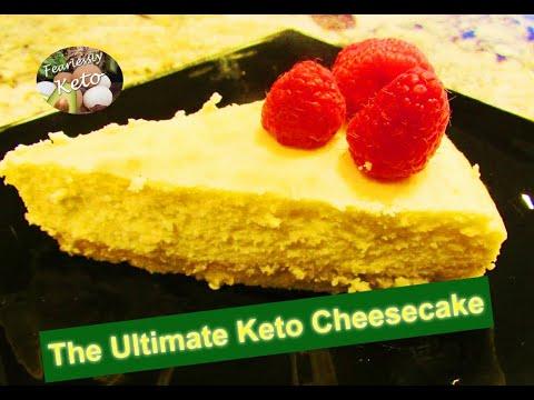 the-ultimate-keto-cheesecake-|-keto-desserts