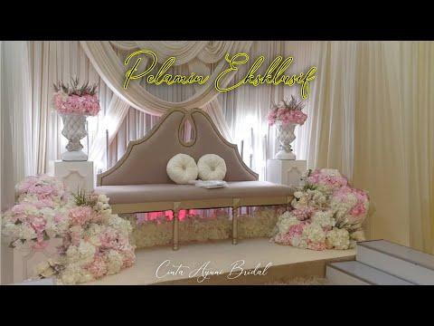 Pelamin Eksklusif Terengganu oleh Cinta Ayuni Bridal