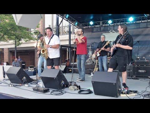 Rockaholics at Navy Pier in Chicago (June 2, 2017)