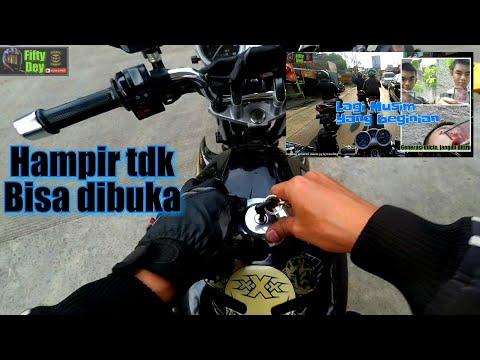 Tutup Tanki MACET   Resiko Motor Olah Raga (Sport)
