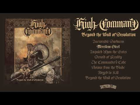 High Command - Beyond The Wall of Desolation FULL ALBUM