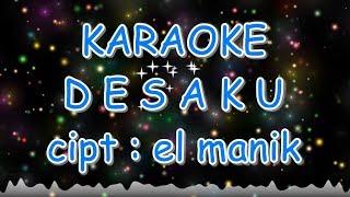 Desaku Karaoke   Lagu Tematik   L.Manik