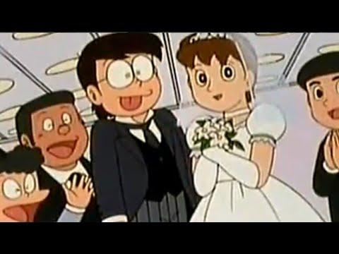 Doraemon tập cuối Vô cùng cảm động Nobita đám cưới Shizuka HD   Ghiền Doremon