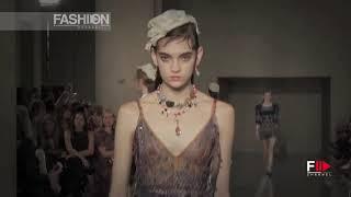 CHRISTOPHER KANE Highlights Spring 2017 London - Fashion Channel