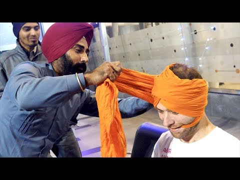 American TRAVELS to Amritsar with INDIGO AIRLINES to Visit the Golden Temple (HYD - ATQ)