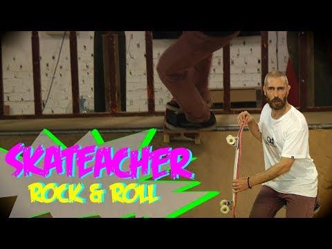SKATEACHER - Rock and Roll