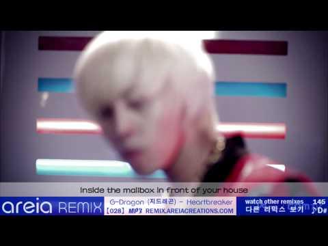 Areia Remix #28 | G-Dragon - Heartbreaker