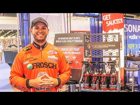 2017 ICAST | Boat Bling | Cody Kelley