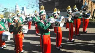 LeFlore High School MLK Parade 2016